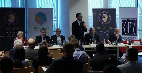 I Forum Praw i Wolności
